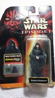 Star Wars EPISODE 1 Darth Sidious NEW SEALED Comm Tech Chip