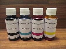 BULK INK REFILL BOTTLES FOR HP CIS 6830 934 #935 16OZ 480ML PRINTERS