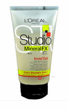 L'Oréal Studio Line Mineral FX Invisi Gel Hair Styling Extra Strength 24h Hold