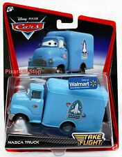 Disney Pixar Cars NASCA TRUCK Toons Tall Tales Planes Air Take Flight Deluxe NEW