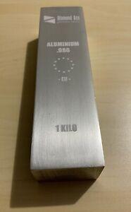 1 Kilo .986 Aluminum Bar - Diamond Ace