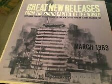 Great New Releases from The Sound Capital of the World Record Album