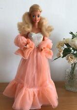 Vintage Original Superstar PEACHES 'n CREAM Barbie Malaysia 1980s Mattel