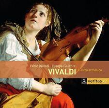Fabio Biondi Europa Galante - Vivaldi: LEstro Armonico [CD]