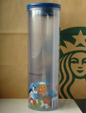 Starbucks City Tumbler You are here Series YAH Germany 16oz NEW