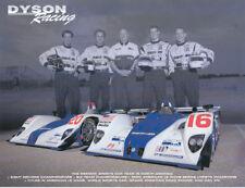 2005 Dyson Racing MG-Lola LMP1 ALMS postcard