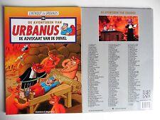 Urbanus 156 EERSTE DRUK Standaard Uitgeverij 2013