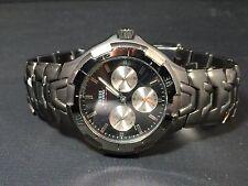 Guess Waterproof Men's Watch G95149G Black Pre Owned