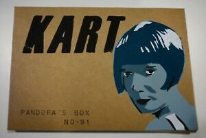 KART 91 (Mail Art, FLUXUS ,Visual Poetry,DADA, Zine in a box)