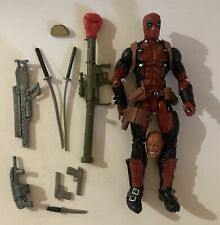 Marvel Legends X-Men Deadpool Juggernaut Wave Action Figure
