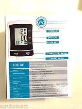 EMI Fully Automatic Upper Arm Digital Blood Pressure Monitor - US Seller