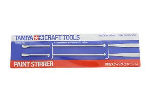 Tamiya Craft Tools Paint Stirrer 2 Pack 74017