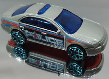 HOT WHEELS 2017 FORD FUSION POLICE AUS MULTIPACK