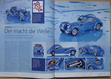 Recopilar Bugatti 57 sc atlantic de Autoart... un informe de modelo
