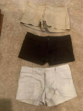 Women Juniors Mossimo shorts lot, size 5