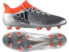 adidas X 16.1 Firm Ground Football Boots Silver Uk 10 Eu 44.7 rrp £150 EM36 68
