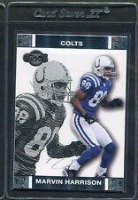 2007 Topps Co-Signers Marvin Harrison #28 Colts Mint