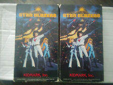 Rare Star Blazers Vhs Video Tape Lot Volumes 3 & 4 Star Blazers Set Episodes 7-8