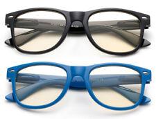 Boys Blue Light Blocking Glasses Kids Gaming Computer Phone Reading UV 100%
