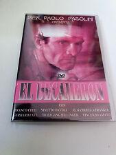 """DVD """"EL DECAMERON"""" COMO NUEVO PIER PAOLO PASOLINI FRANCO CITTI NINETTO DAVOLI"""