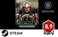 Total War: Medieval II Definitive Edition [PC] Steam Download Key