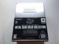 Sony Playstation 2 Metal Gear Solid Collection 20th Anniversary Japan GAME U24
