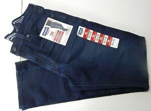 Denizen Levi's Men's 208 Regular Taper Fit Dark Blue Jeans Size 33 x 32