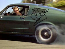 STEVE MCQUEEN SIGNED POSTER PHOTO 8X10 RP AUTOGRAPHED PICTURE  ** BULLITT