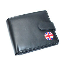 Union Jack Flag Design Leather Wallet British Birthday Christmas Present Gift