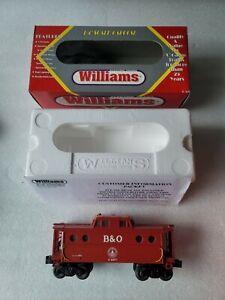 Williams O Scale N5C Caboose B&O #C487 Train