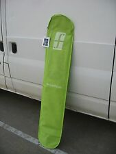 """NEW"" SNOWBOARD BLANK BAGS FORUM GREEN."
