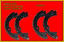 New Bosch brembacken Brake Pads Rear Dodge Ram 1500 2011-2016 Brake Durengo
