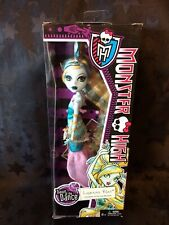 Monster High Lagoona Blue Dawn Of The Dance Doll Brand New In Box