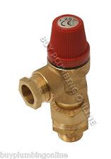 Grant 2.5 Bar External Pressure Relief Valve MPCBS47