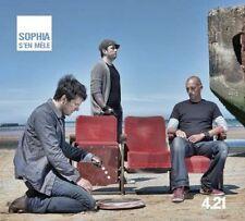 CD NEUF scellé - SOPHIA S'EN MELE - 4.21 / Edition Digipack -C21