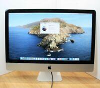 "Apple iMac 2012 27"" A1418 10.15 Intel Core i7 3rd Gen 3.4GHz 16GB 1TB HDD GT680"