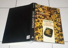 Christine Shimizu LACCHE GIAPPONESI - Mondadori prima edizione 1988 Lacca
