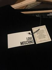 Love Moschino women dress elegant