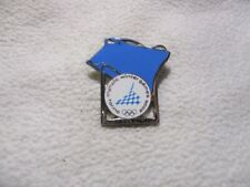 Olympic Winter Games Torino 2006 - Skeleton pin