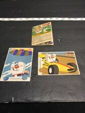 Vintage Two 1973 Rare Set Kelloggs Miltons Puzzles & 1 1972 Cartoon Dominoes.