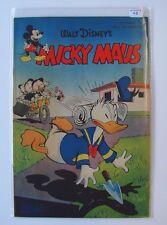 Micky Maus (Ehapa, Gb.) Jahrgang 1952 Nr. 9 (Z1-2)