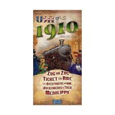 TICKET TO RIDE - USA 1910 - Gioco da tavolo Base italiano Asterion Asmodee