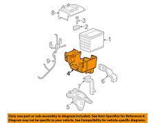 GM OEM-Battery Tray 25852536