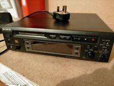SONY MDS-S37 | MiniDisc Mini Disc Player / Recorder Deck | HiFi Please Read