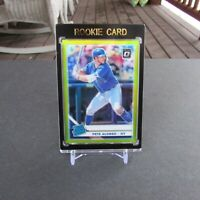 2019 Panini Donruss Optic Pete Alonso Green Prizm Rated Rookie Card, One-Touch!