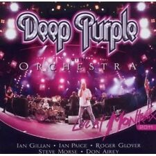 """Deep Purple """"Live at Montreux 2011"""" 2 CD NUOVO"""