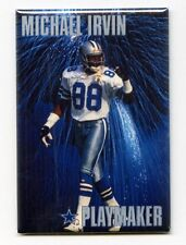 MICHAEL IRVIN COSTACOS BROTHERS MINI POSTER FRIDGE MAGNET (aikman cowboys emmitt