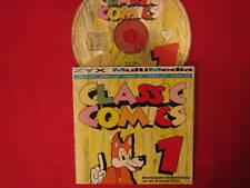 Comics Classic Teil 1  ZYX  CDi Philips MutiMedia