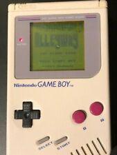 Nintendo Game Boy Videospiel System Konsole mit 9 Verschiedene Spiele