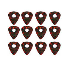 Everly Star Picks 351 Shape Shell Celluloid Guitar Picks .46mm 12 Pack